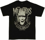 Munsters Herman T Shirt
