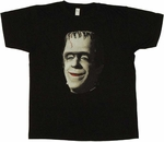 Munsters Herman T Shirt Sheer