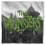 Munsters Logo Bandana