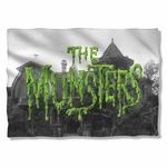 Munsters Logo Pillow Case
