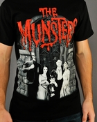 Munsters Name T Shirt