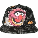 Muppets Animal Collage Hat