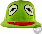 Muppets Kermit the Frog Head Hat