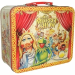 Muppets Muppet Show Lunch Box