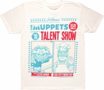 Muppets Talent Show T Shirt Sheer