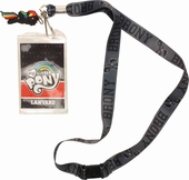 My Little Pony Brony Gray Charm Lanyard