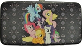 My Little Pony Cast Clutch Wallet