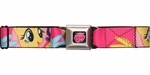 My Little Pony Characters Seatbelt Belt