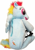 My Little Pony Dash Plush Backpack
