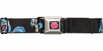 My Little Pony DJ Pon-3 Black Seatbelt Belt