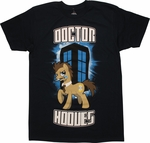 My Little Pony Doctor Hooves T Shirt Sheer