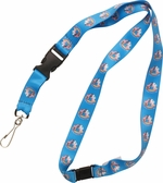 My Little Pony Duo Blue Lanyard