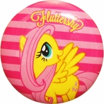 My Little Pony Fluttershy Button