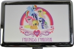My Little Pony Friends Forever Large Card Case