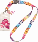 My Little Pony Group Charm Lanyard