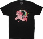 My Little Pony Heart Throb T Shirt Sheer