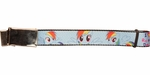 My Little Pony I Love Rainbow Dash Mesh Belt