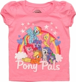 My Little Pony Pals Puff Sleeve Toddler T Shirt