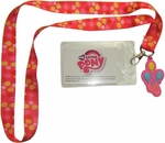 My Little Pony Pinkie Pie Cutie Mark Charm Lanyard