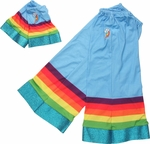 My Little Pony Rainbow Dash Costume Hoof Warmers Set