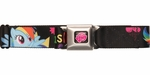 My Little Pony Rainbow Dash Icons Seatbelt Belt