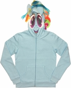 My Little Pony Rainbow Dash Junior Hoodie