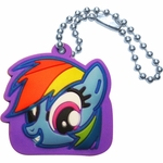 My Little Pony Rainbow Dash Key Cap Keychain