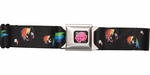 My Little Pony Rainbow Dash Mane Seatbelt Belt