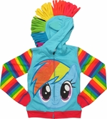 My Little Pony Rainbow Dash Youth Hoodie