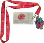 My Little Pony Trio Charm Lanyard