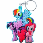 My Little Pony Trio Keychain
