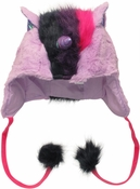 My Little Pony Twilight Sparkle Hood Lapland Beanie