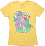 My Little Pony Twisted Baby Tee