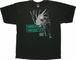 Naruto Kakashi Chronicles T-Shirt