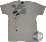 Naruto Rock Lee T-Shirt Sheer