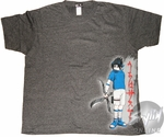 Naruto Sasuke Side T-Shirt Sheer
