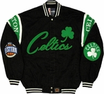 NBA Boston Celtics Jacket