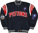 NBA Detroit Pistons Jacket