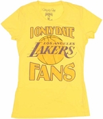 NBA Lakers Baby Tee