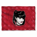 NCIS Abby Heart Pillow Case