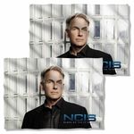 NCIS Glass Wall FB Pillow Case