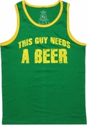 Needs Beer Tank Top