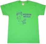 Nerds Rule T-Shirt