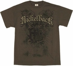 Nickelback Logo T Shirt