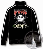 Nightmare Before Christmas Bone Daddy Track Jacket