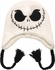 Nightmare Before Christmas Face Head Reversible Lapland Beanie