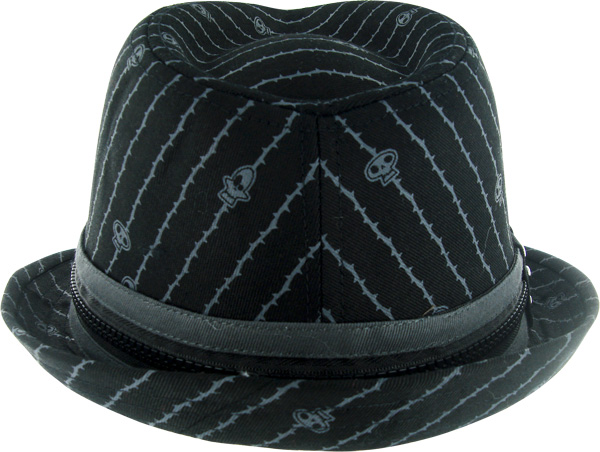 ... > Nightmare Before Christmas > Nightmare Before Christmas Fedora Hat
