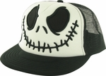 Nightmare Before Christmas Jack Face Trucker Hat