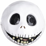Nightmare Before Christmas Jack Full Head Latex Mask