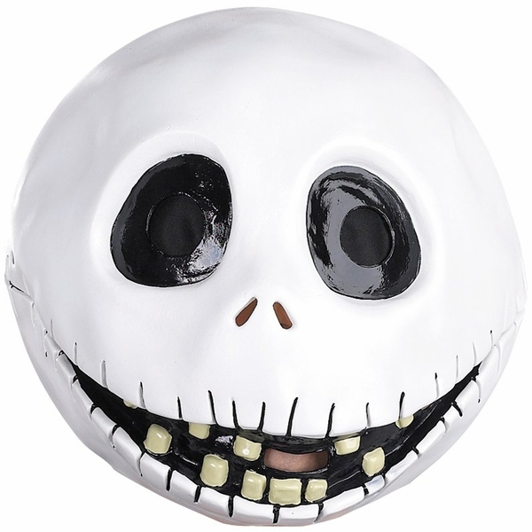 before christmas nightmare before christmas jack full head latex mask ...